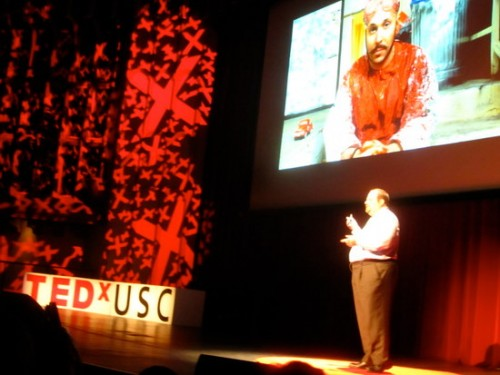 Sadowsky at TEDxUSC